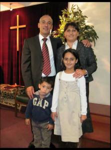 Halajian Family